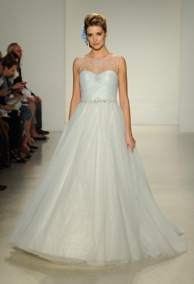 Disney Fairy Tale Weddings By Alfred Angelo Wedding Dresses 2015 Was Inspired By Frozen For Fall