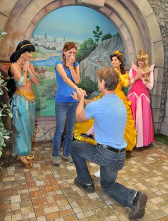 Disney Princess Proposal