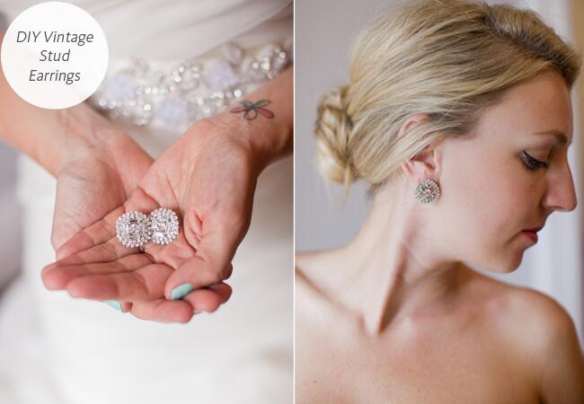 Photo: Richelle Hunter Photography // Featured: The Knot Blog