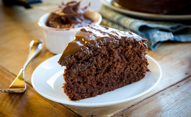 The Best Chocolate Cake You'll Ever Have