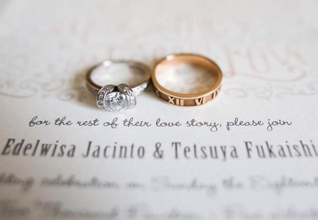 wedding rings   Cristina Elena Photography   Blog.theknot.com
