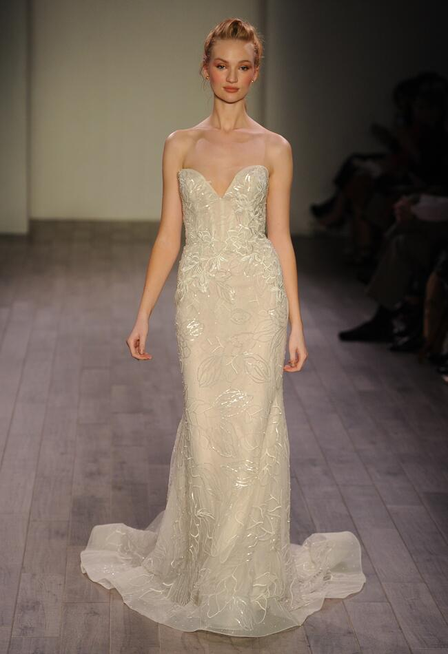 lazaro spring 2016 collection wedding dress photos