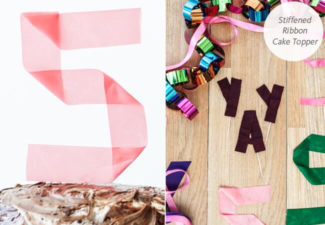 Photo: http://asubtlerevelry.com/typography-stiffened-ribbons#more-385569 // Featured: The Knot Blog