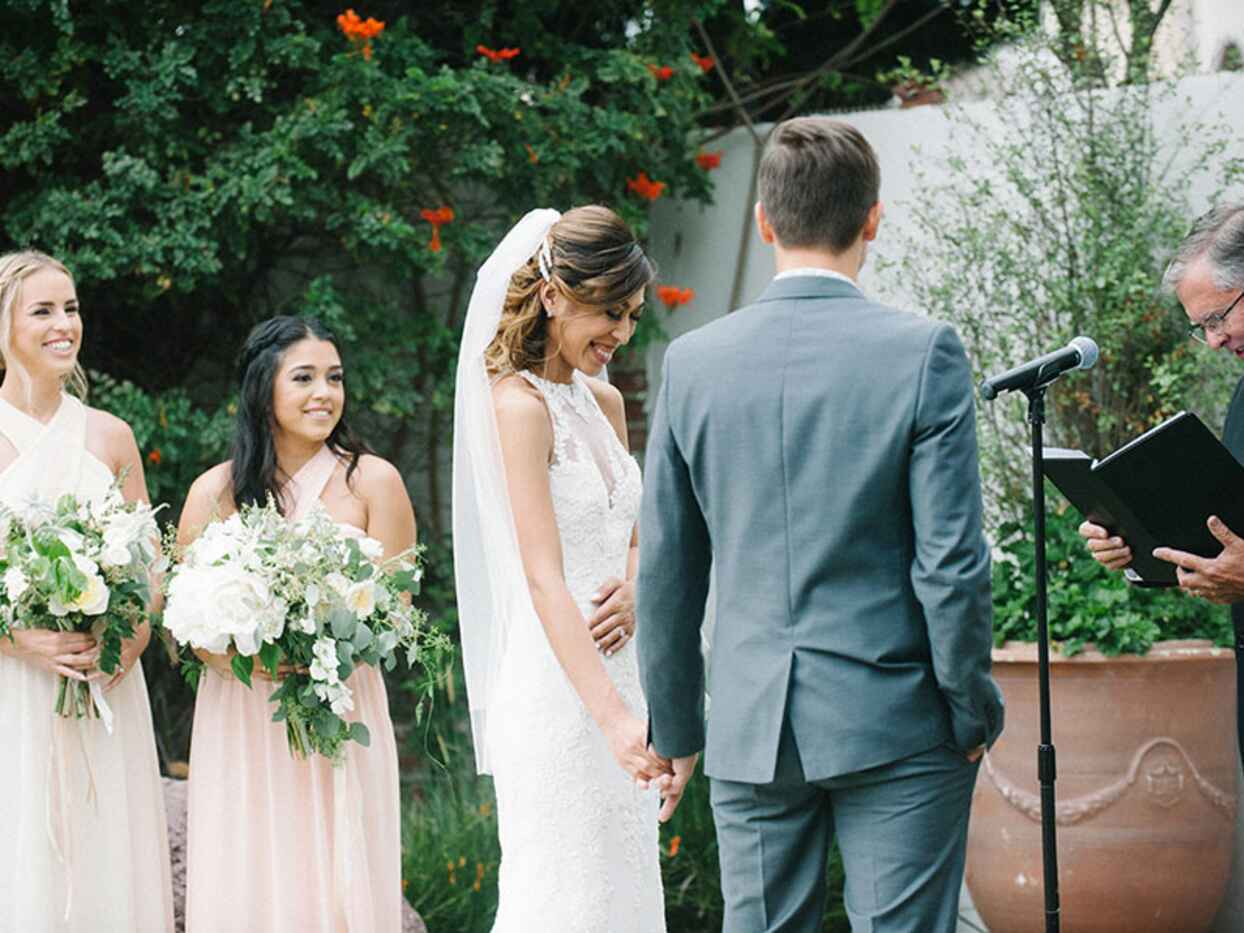 writing your own wedding ceremony