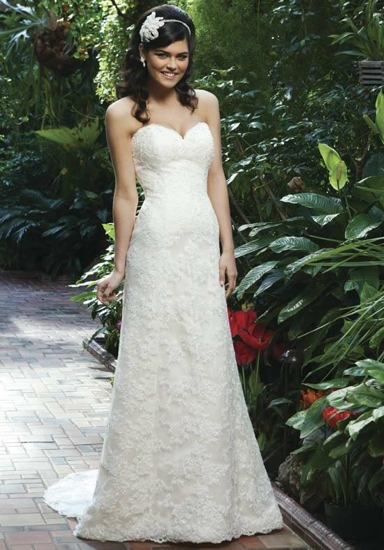 Sincerity Bridal 3745 Wedding Dress The Knot