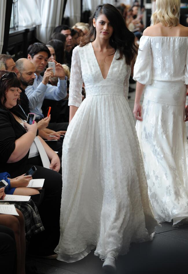 Delphine Manivet Wedding Dresses 2015 Take Bridal ...