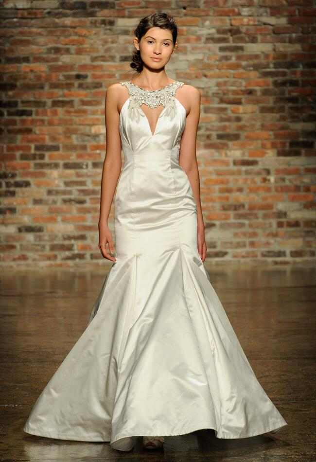 Haley Paige Spring 2014 Wedding Dresses/ Kollender