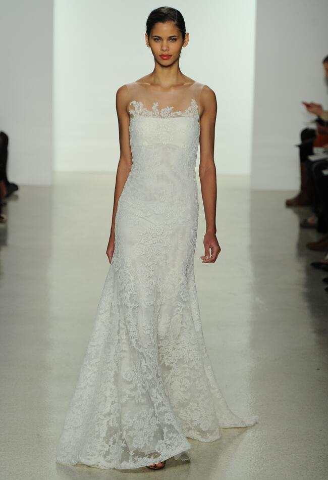 Amsale Spring 2015 | MCV Photo | The Knot Blog