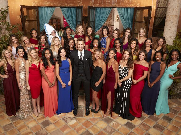 Nick Viall and Mystery Bachelorette