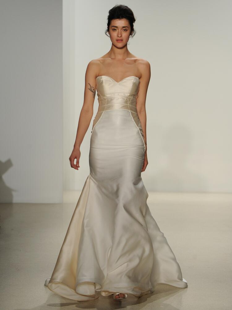 Kelly Faetanini Spring Wedding Dresses Bridal Fashion