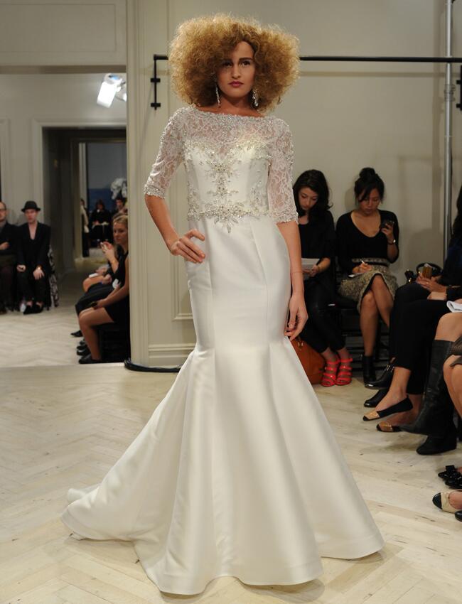 Badgley Mischka Spring 2014 Wedding Dresses
