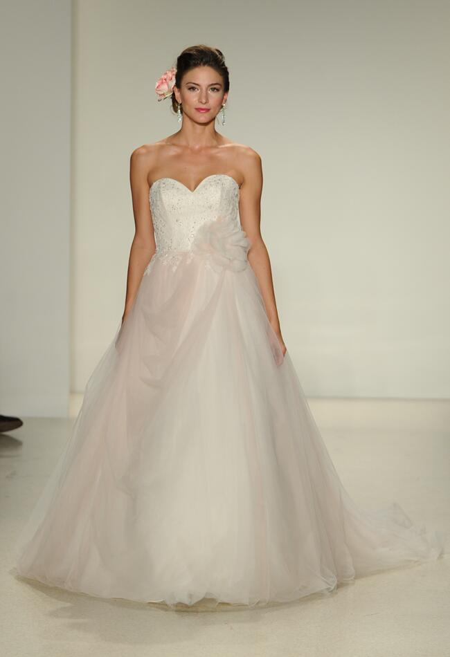 Disney fairy tale weddings by alfred angelo wedding for Sleeping beauty wedding dress