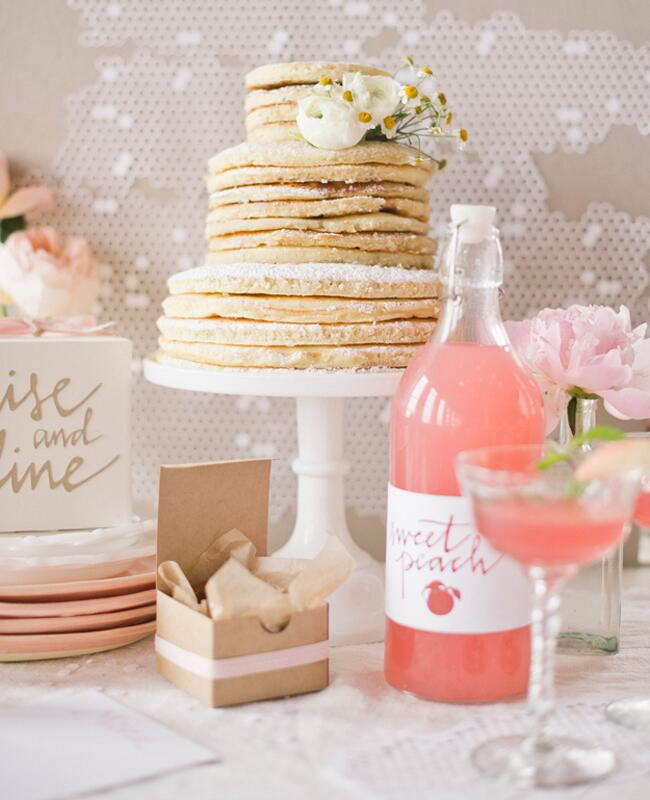 Romantic Pancakes