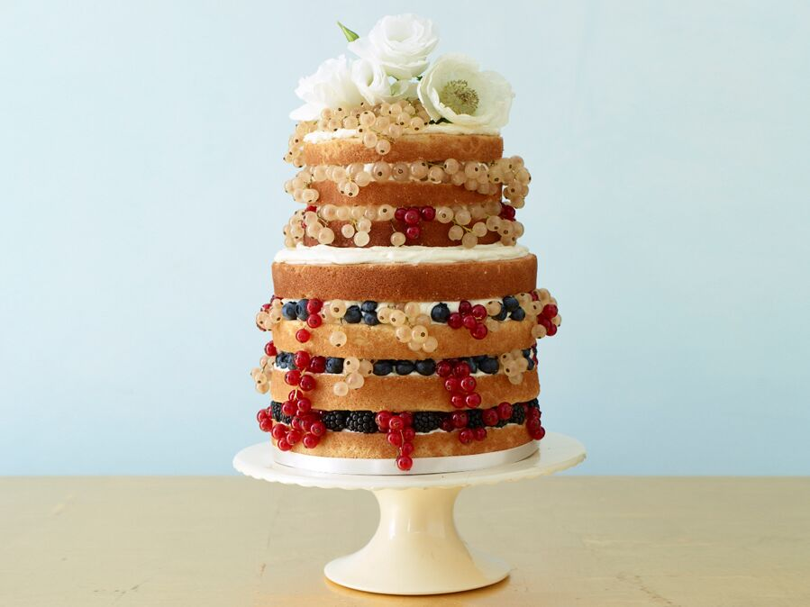 Unexpected Wedding Cake Ideas