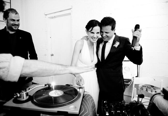 Photo: Bonnie & Lauren // Featured: The Knot Blog