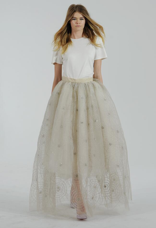 houghton 2015 wedding dresses channel carrie bradshaw for fall With houghton wedding dresses