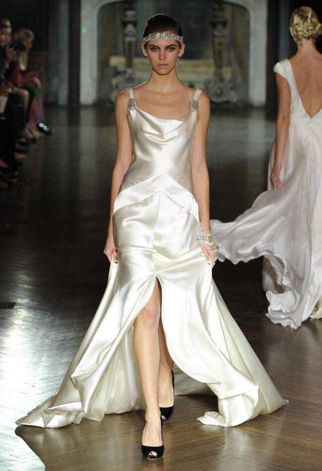 Johanna Johnson Spring/ Summer 2014 Wedding Dresses