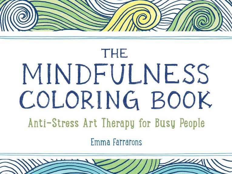 5 Adult Coloring Books To Relieve Wedding Planning Stress