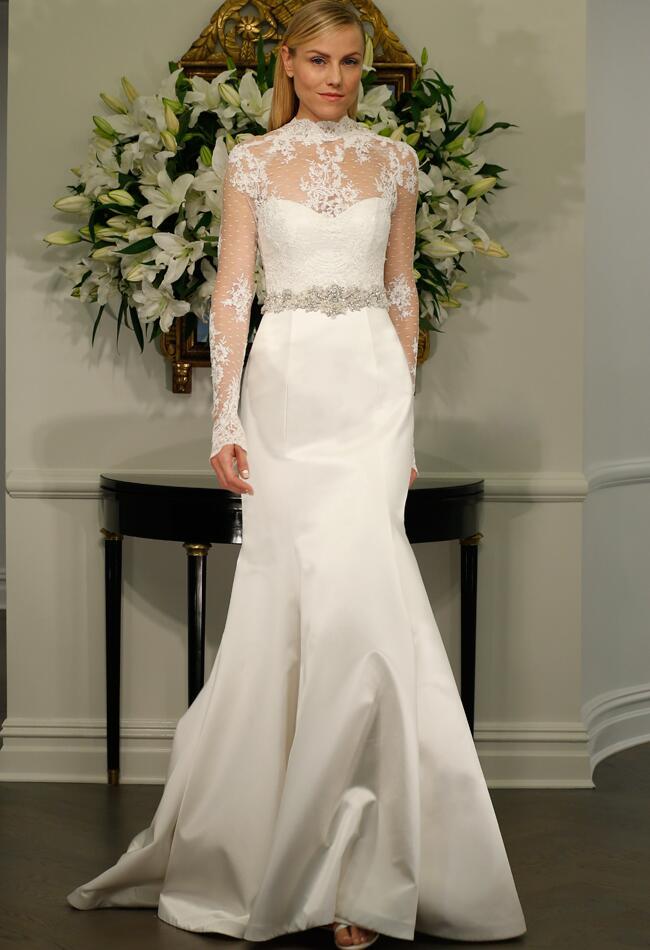 Legends romona keveza wedding dresses channel grace kelly for Grace kelly wedding dress collection