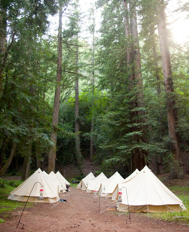 10 Reasons Asking Your Guests To Sleep In Tents Is Awesome