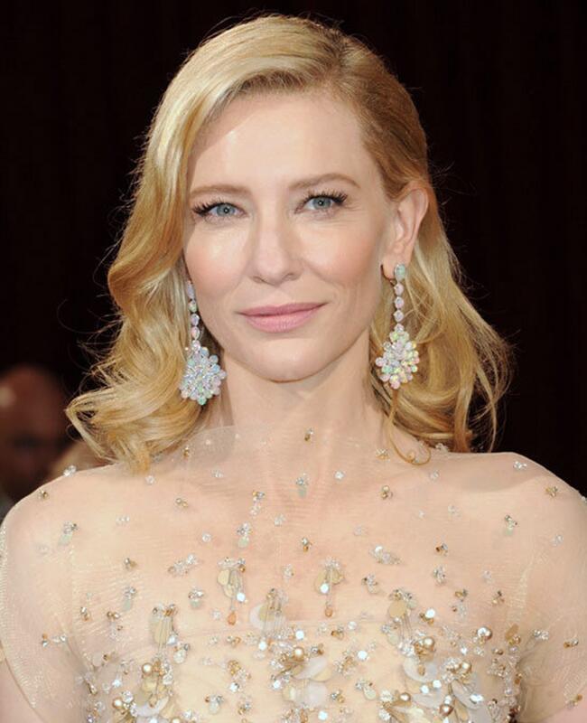 Cate Blanchett: Tom and Lorenzo / tomandlorenzo.com