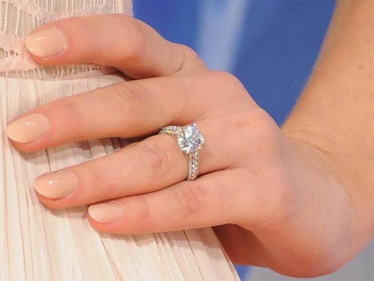 Hannah Davis Engagement Ring