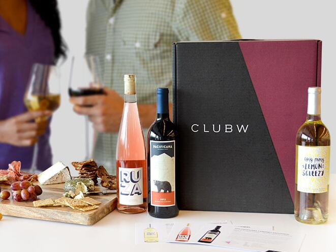 Club W foodie boxes
