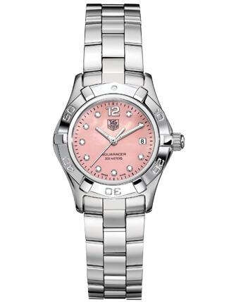 Pink-Faced Watch