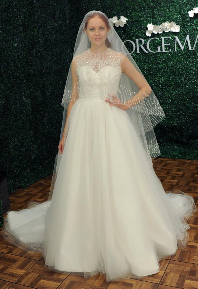 Jorge ManuelSpring 2014 Wedding Dresses