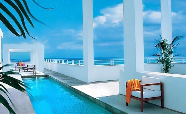 really cool swimming pools. See Eight Really Cool Swimming Pools For Your Inspiration Or Daydreaming Needs.
