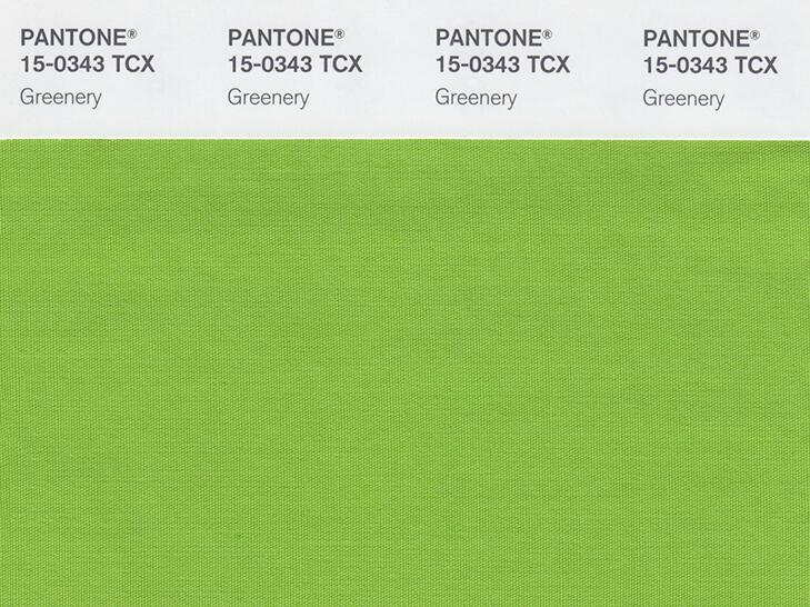 Pantone color trend forecast for spring 2017