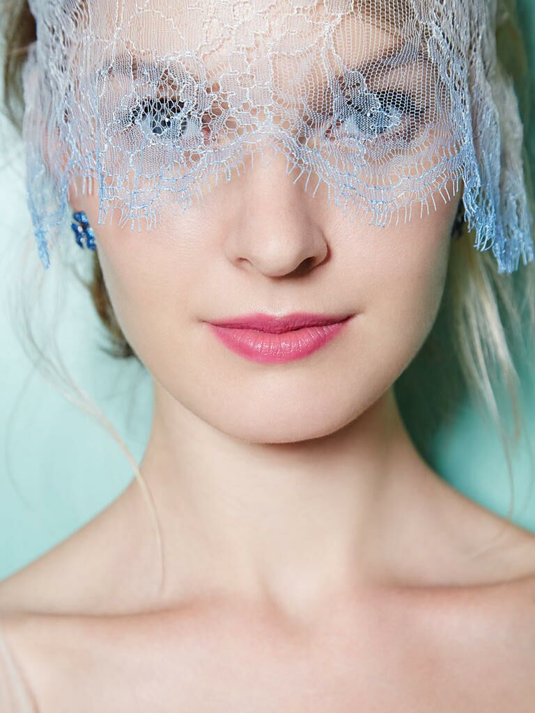 74e58c74f Gigi Burris Millinery light blue wedding veil