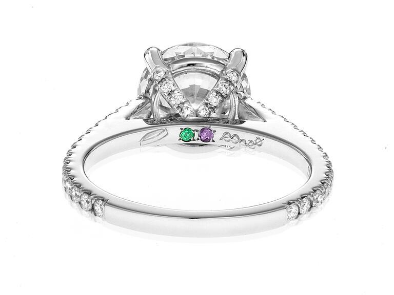 Payal Kadakia Engagement Ring