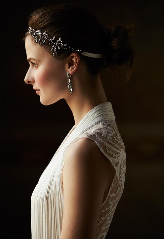 lace back dress|BHLDN|blog.TheKnot.com