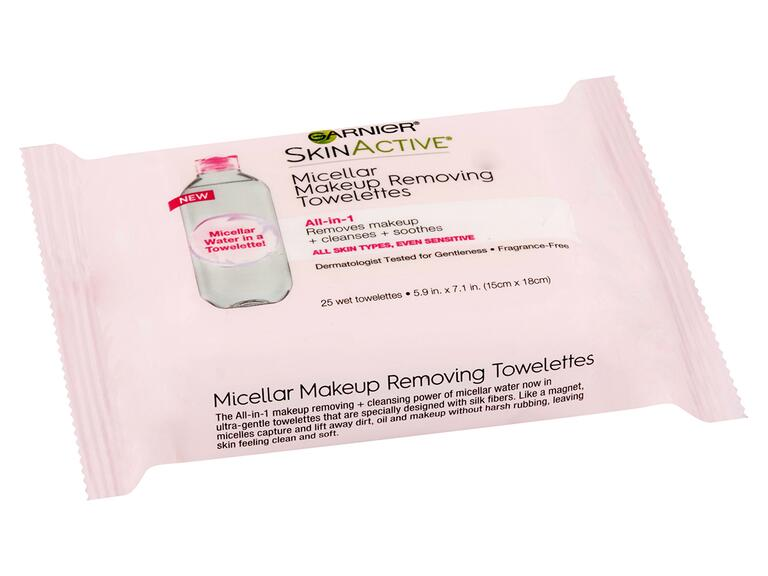 Garnier SkinActive Micellar Makeup Removing Towelette