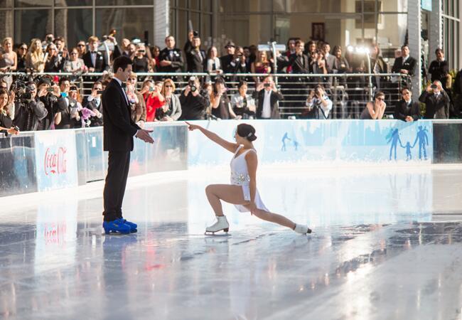 Winter Olympics Inspired Wedding Ideas