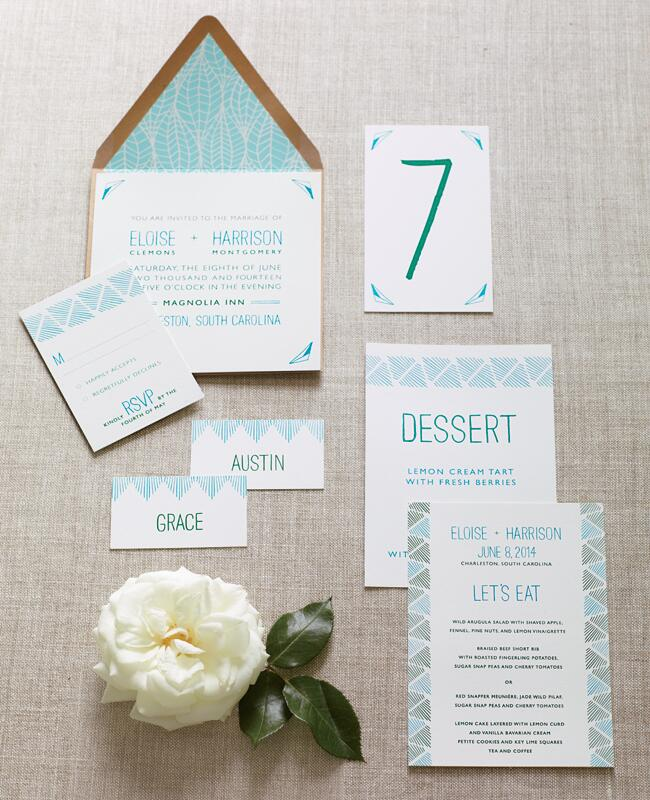 Rustic wedding invitation suite| Philip Ficks | blog.theknot.com