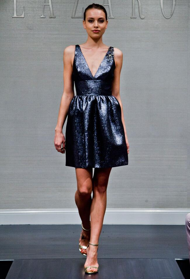 Noir by Lazaro Fall 2014 | The Knot blog
