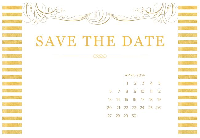 Save The Date Templates Free | Code4country.org