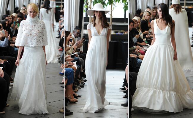 Delphine Manivet Wedding Dresses 2015 Take Bridal