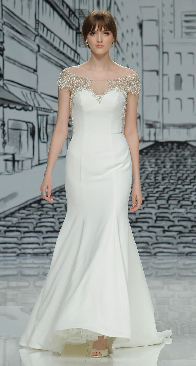 Justin Alexander Spring 2017 Collection Bridal Fashion