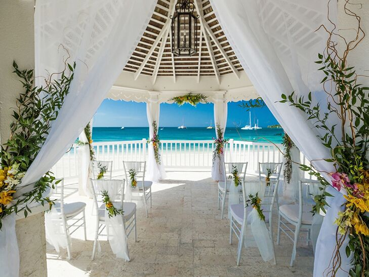 Destination Wedding Planning Tips From Sandals Resorts