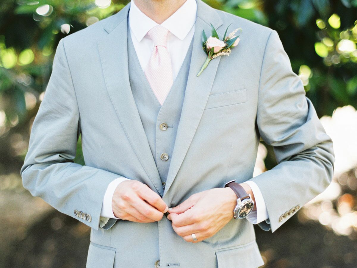 What a Groom Should Wear to the Engagement Party (and Beyond)