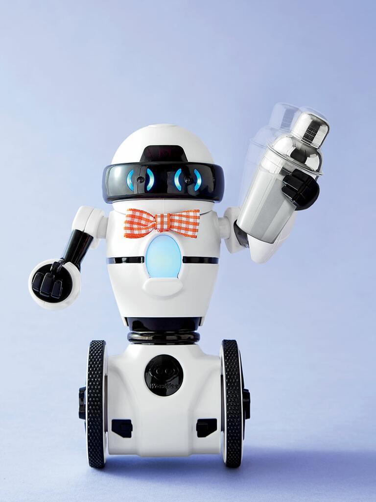 Robot bartender inspiration