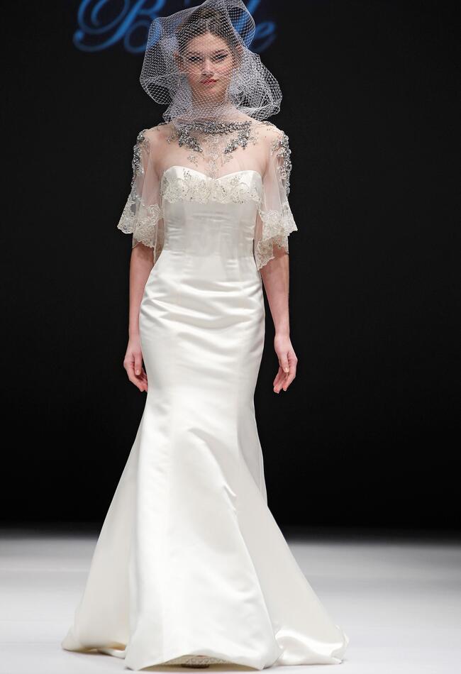 Badgley Mischka Wedding Dresses Fall 2015 Bridal Fashion