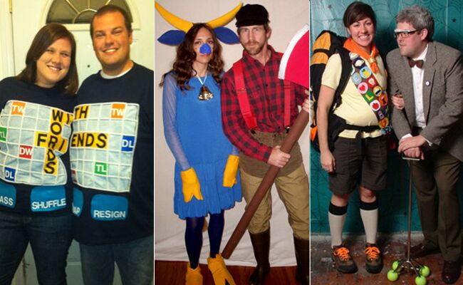 sc 1 st  The Nest & Halloween: Share Your Most Creative Couples Costume With Us!