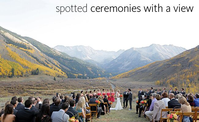 These 11 Ceremony Locations Will Take Your Breath Away