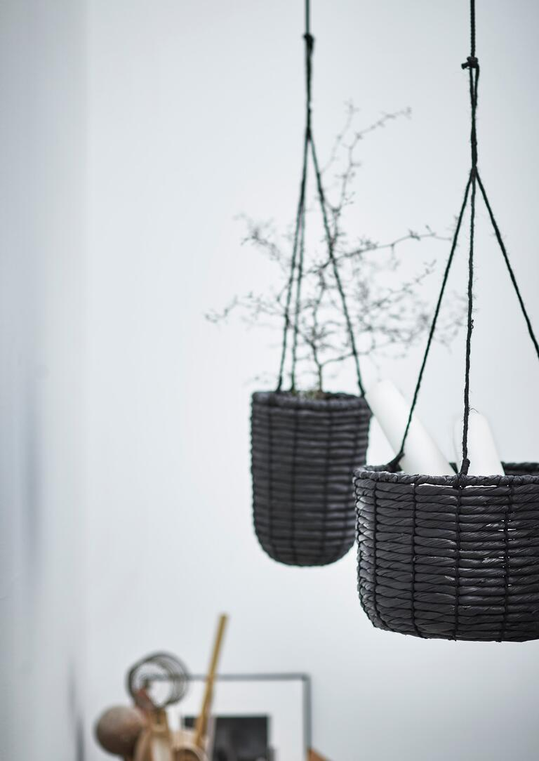 New hanging planters from Ikea's VIKTIGT collection