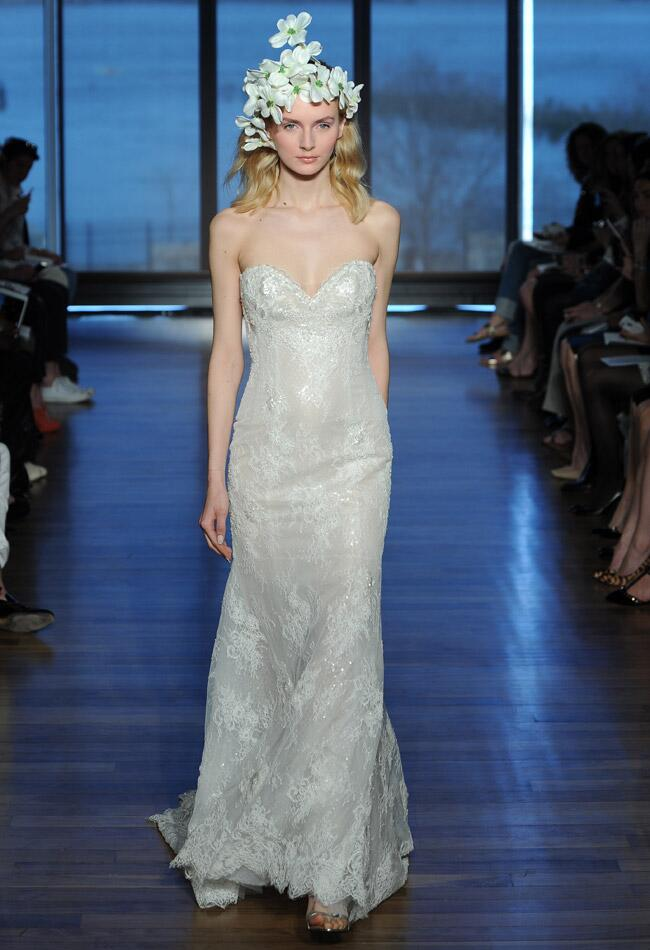 Ines Di Santo Spring/Summer 2015 | MCV Photo | The Knot Blog