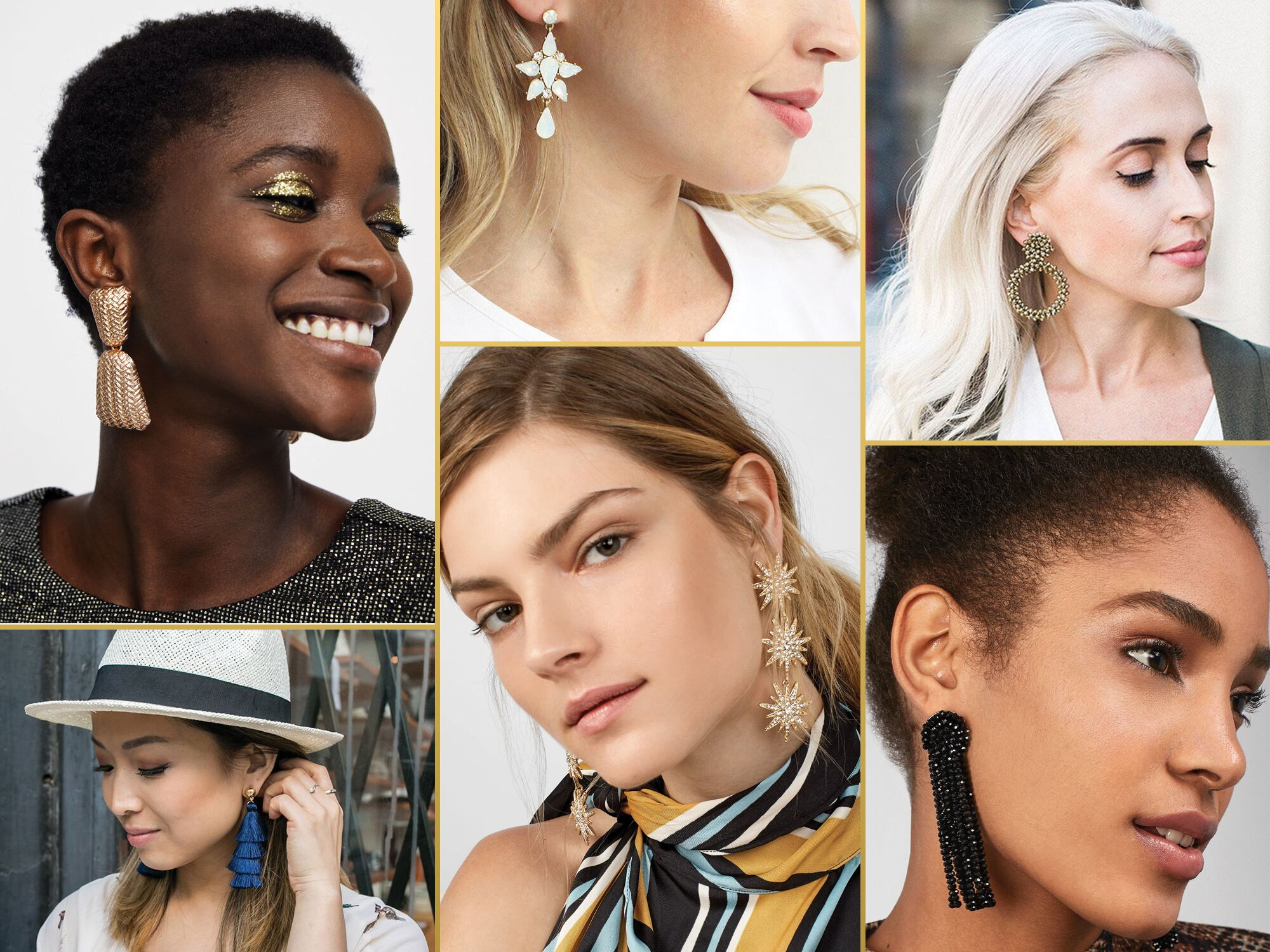 ce6e5e534 The 53 Best Holiday Party Earrings Under $100